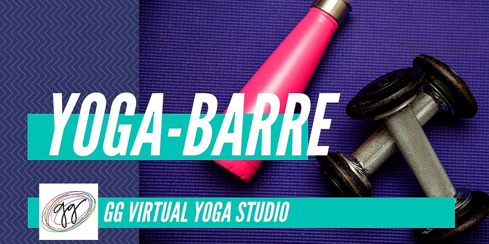 Yoga-Barre (8/29)