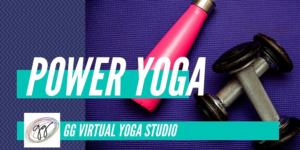 Power Yoga (F 8/21)