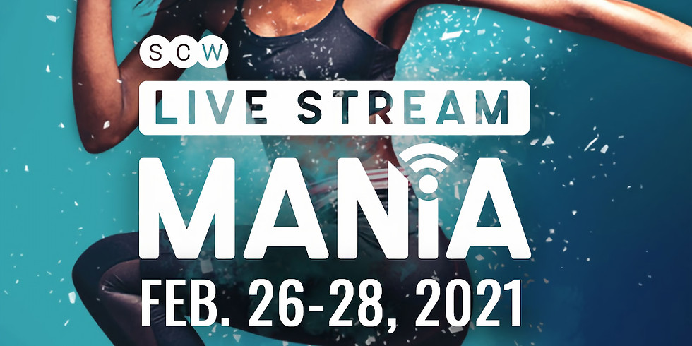 Live Stream SCW Mania (Fit Pro Opportunity)
