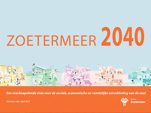 Ontwerp omgevingsvisie Zoetermeer 2040