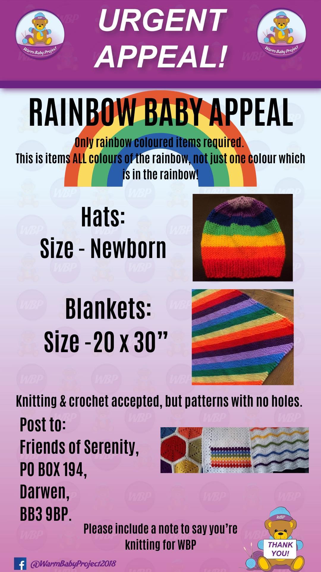 Rainbow Appeal
