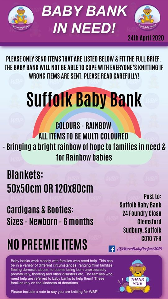 Suffolk Baby Bank Appeal