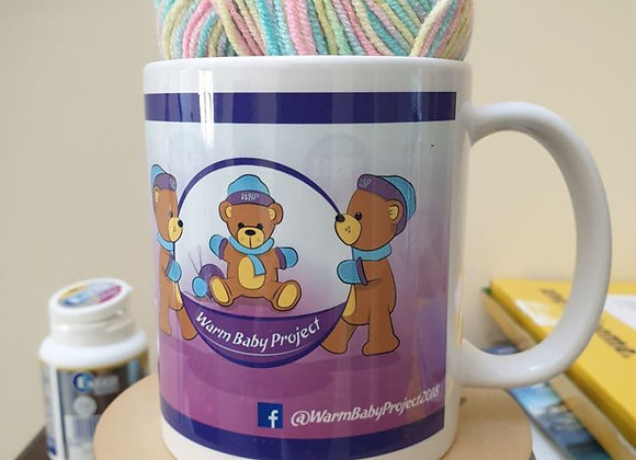 Warm Baby Project - Mug