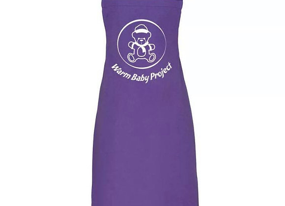 Warm Baby Project - Apron