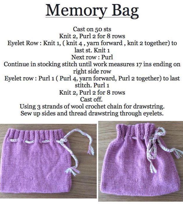 MEMORY BAG