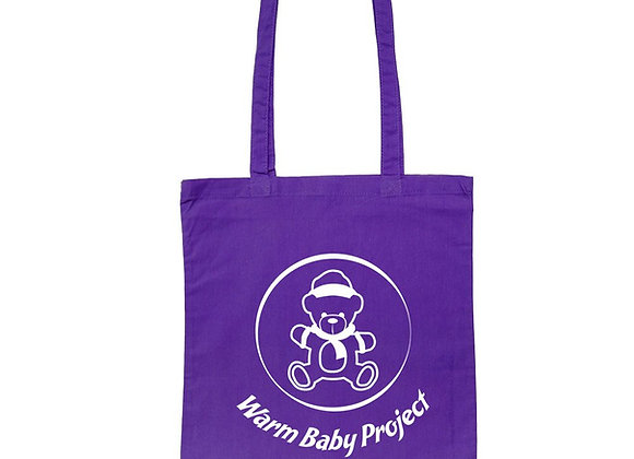 Warm Baby Project - Tote Bag
