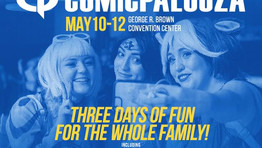 Who is excited for Comicpalooza 2019? We are!