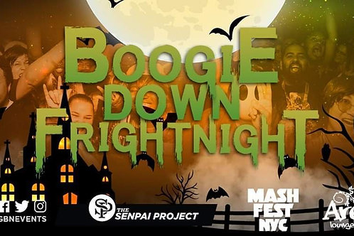 Boogie Down Fright Night!
