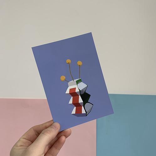 Pen Pal Postcards