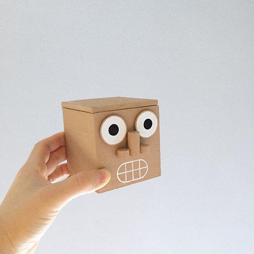 Face House Box