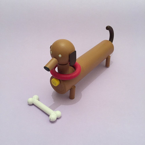 Cedric - The Sausage Dog