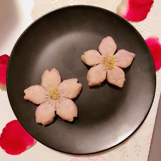 Sakura Shortbread