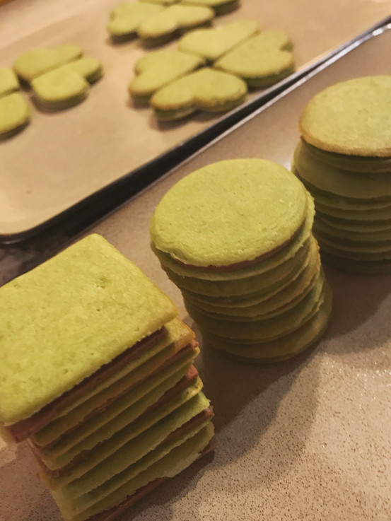 Green Lover Cookie