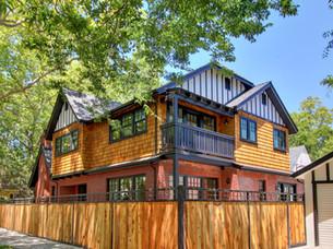 East Sacramento Build
