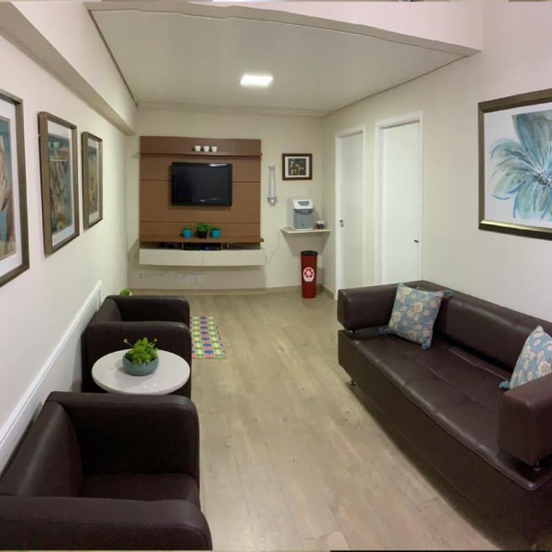 Um espaço acolhedor para você se sentir em casa.