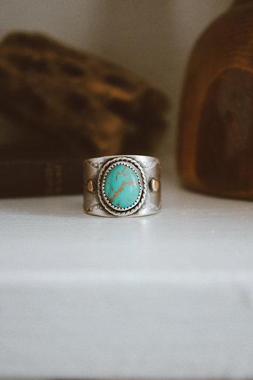 SouthwesternTurquoise Ring