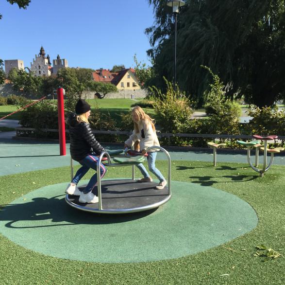Almedalens lekpark Visby