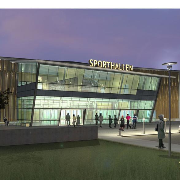 Sporthall Visby