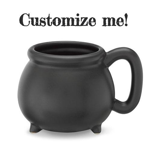 PREORDER: Customizable Cauldron Mug