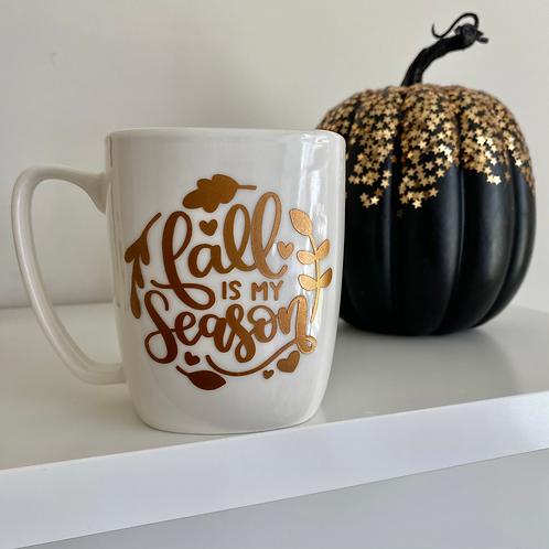 Fall Is My Favorite Season Mug
