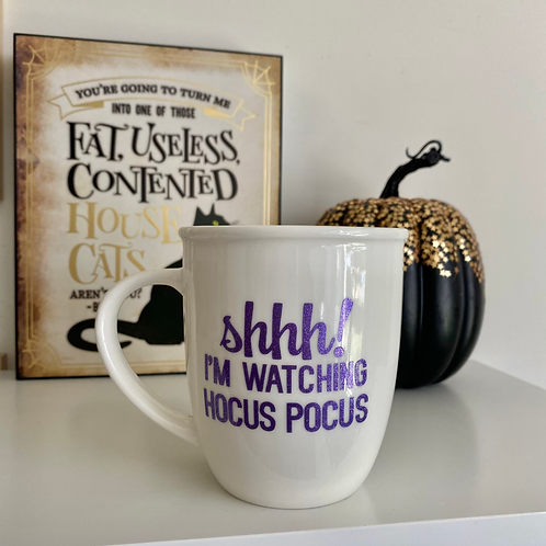 Hocus Pocus Mug for Halloween 2021