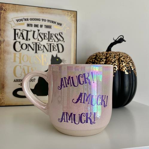 Sarah Sanderson Iridescent Mug - Amuck Amuck Amuck