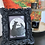 Thumbnail: 3D Witch Art in Gothic Black Frame