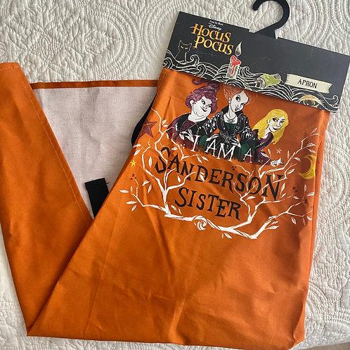 Disney Hocus Pocus Apron - Halloween 2021