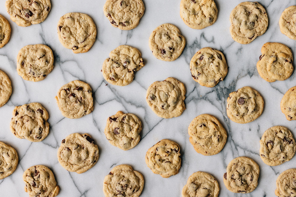 Nut butter and Oat Cookies