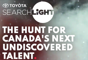 The CBC National Music Contest...Searchlight 2021.