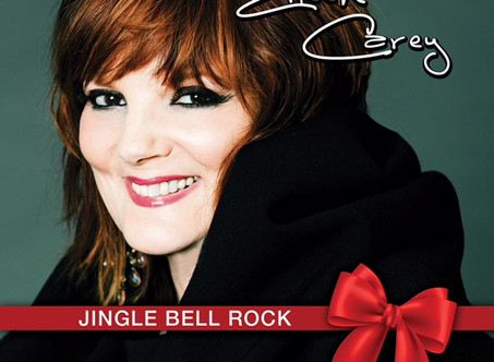 """Eileen Carey Releases Cover of """"Jingle Bell Rock"""""""