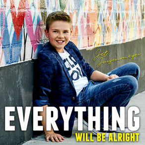 "Jet Jurgensmeyer Releases Debut Single ""Everything Will Be Alright"""