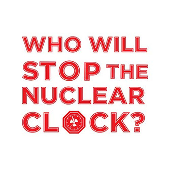 Léonie Gray feat. Matthew J. Bongirono - 'Who Will Stop the Nuclear Clock?'