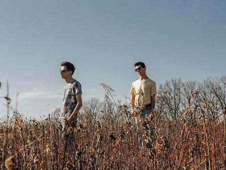 Nigel & Evan