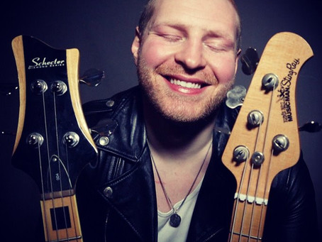 Mike Hall Bass - 10 Questions Interview