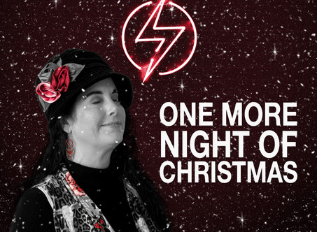Suzanne's Band Releases First Christmas Single - 'One More Night of Christmas'