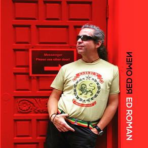 Ed Roman - 'Red Omen'