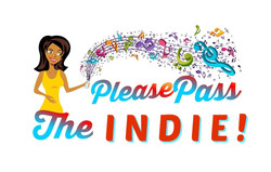 Please Pass the Indie Logo RED