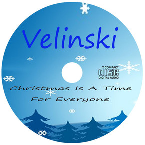 """British Artists Velinski Release New Christmas Song - """"Christmas Is A Time for Everyone"""""""