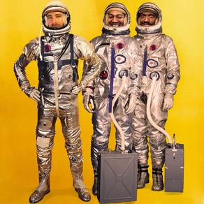 Vintage Astronaut - 10 Questions
