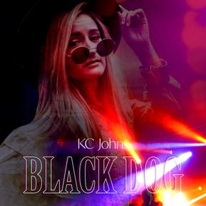 """KC Johns Releases Her Version of """"Black Dog"""""""