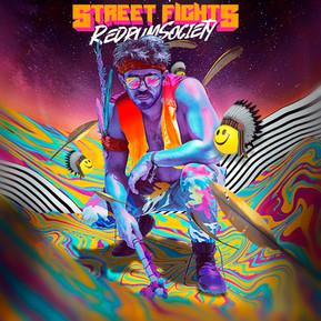 RedrumSociety Releases New EP - 'Street Fights'