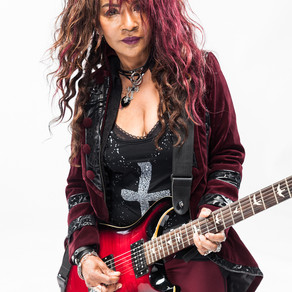 Emyna The Rock Queen - 10 Questions Interview