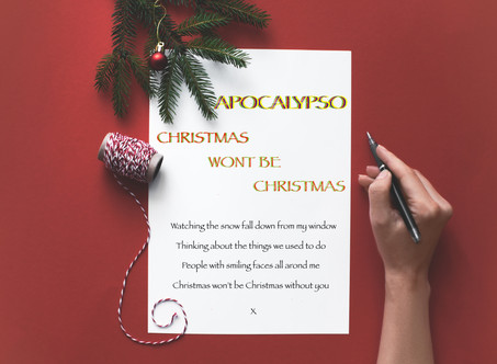Apocalypso Releases New Record -  'Christmas Won't Be Christmas'