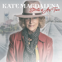 """""""Streets of Any Town"""" By Kate Magdalena Is Selected for BWH Music Group's  'Keepin' It Country'"""