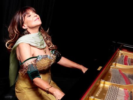 Pauline Frechette - 10 Questions Music Interview