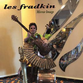 Les Fradkin Releases New Album -  'Mirror Image'