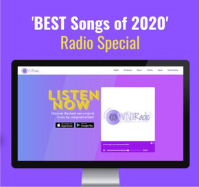 BWH Music Group Announces World National Indie Radio's 'Best Songs of 2020'