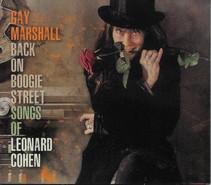 "Billboard World Artist, Gay Marshall, Releases - ""Back on Boogie Street-Songs of Leonard Cohen"""