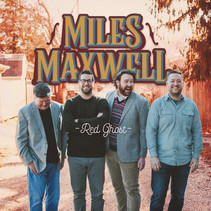 "Chicago-based ""Miles Maxwell"" Releases Their Debut Album ""Red Ghost"""